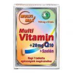 DR.CHEN MULTIMAX VITAMIN+Q10+SZELÉN TABL 40 db