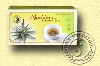 DR.CHEN ALOE VERA GREEN FILTERES TEA 20 filter
