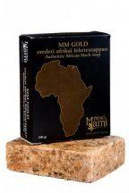MM GOLD NATÚR AFRIKAI FEKETE SZAPPAN