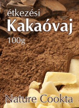 NATURE COOKTA KAKAÓVAJ 100 G 100 g