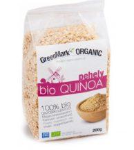 Greenmark bio quinoa pehely 200 g