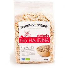 Greenmark bio hajdina pehely 250 g