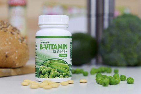 Netamin B-vitamin Komplex (40 tabl.)