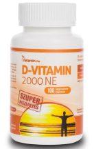 Netamin D-vitamin 2000 NE (100 kapsz.)