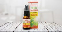 Netamin Vegán D-vitamin szájspray 3000 NE (120 adag)