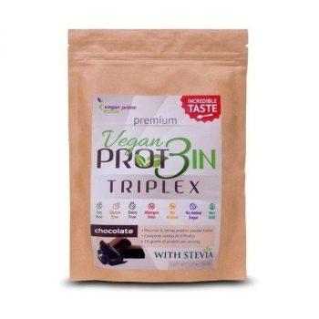 Vegan Prot3in Triplex 550g (csokoládé)