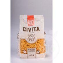 Civita szarvacska magas rostos tészta 450 g