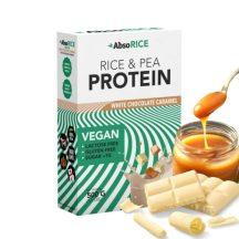 Absorice protein fehércsokoládé karamell 500 g