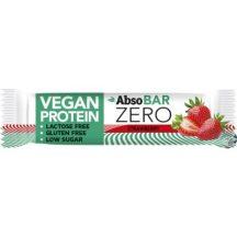 Absorice absobar zero vegan proteinszelet strawberry 40 g