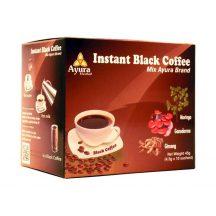 AYURA HERBAL INSTANT BLACK COFFEE MIX 10DB
