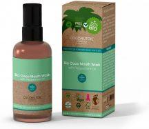 Coconutoil cosmetics bio coco szájvíz borsmentával 100 ml