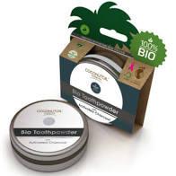 Coconutoil cosmetics bio fogpor aktív szénnel 50 ml