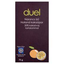 Duel holland kakaópor narancs ízű 75 g 75 g