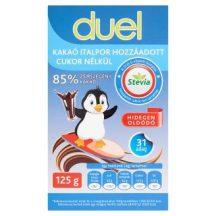 Duel kakaó italpor hozzáadott cukor nélkül 125 g 125 g
