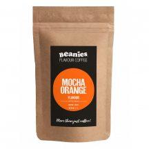 Beanies mocha narancs ízű szemes kávé 125 g