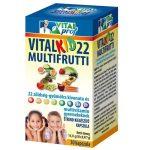 VITAL PROF VITALKID 22 MULTIFRUTTI 60 DB 60 db