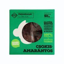 Majomkenyér csokis-amarantos paleokeksz 50 g