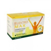 Egészségmarket elektromax citrom ízű italpor 168 g