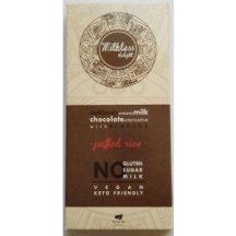 Health market paleo milkless delight puffasztott rizzsel 80 g