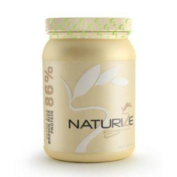Naturize ultra silk barna rizs fehérje 86 % fahéjas 620 g