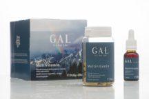 Gal multivitamin étrend-kiegészítő 24,6g+20ml 1 db