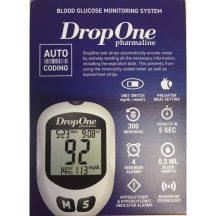 Drop One vércukorszint mérő szett 1 db