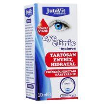Jutavit eyeclinic szemcsepp száraz szemre 10 ml