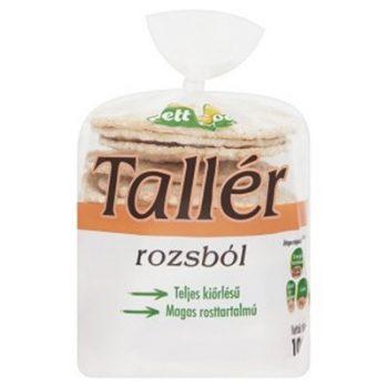 NETT FOOD TALLÉR ROZSBÓL 100 g