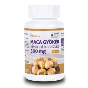 Netamin Maca gyökér kivonat kapszula 500 mg