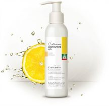 Medinatural c-vitaminos arctisztító gél 150 ml