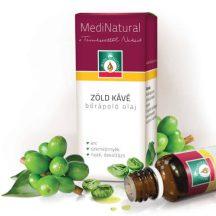 Medinatural zöldkávé bőrápoló olaj 20 ml