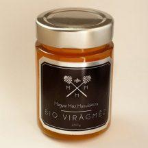 Magyar méz manufaktúra bio virágméz 250 g