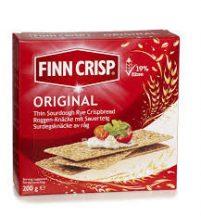 Finn Crisp vékony ropogós kenyér natúr 200 g