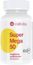 CaliVita Super Mega 50 tabletta Megadózisú multivitamin 90db