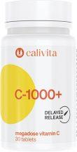 CaliVita C 1000 Plus tabletta Megadózisú C-vitamin 100db