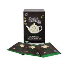 Ets bio japán zöld tea sencha 20x1,5g 30 g