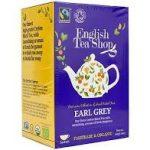 Ets bio earl grey tea 15x2g 30 g