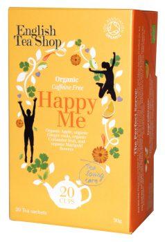 ETS 20 BIO WELLNESS TEA HAPPY ME 20 filter