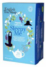 Ets wellness tea sleepy me koffein mentes 20x1.5g 30 g