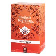 Ets 20 almás, csipkebogyó, fahéjjal bio tea 40 g
