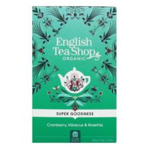 Ets 20 áfonya hibiszkusz  bio tea, csipkebogyóval 35 g