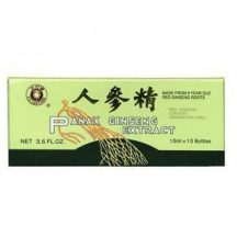 Dr.chen panax ginseng extractum ampulla 10x10ml 100 ml