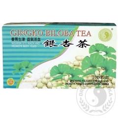 DR.CHEN INSTANT GINKGO BILOBA TEA FILT. 20 db