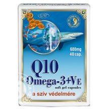 Dr.chen q10+omega-3+e-vitamin kapszula 40 db