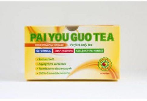 Big Star pai you gou extra erős tea 35 g