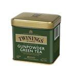 TWININGS GUNPOWDER ZÖLD TEA FÉMDOBOZOS 100 g