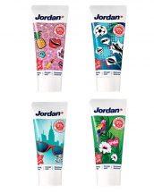 Jordan gyermek fogkrém 6-12 évesek számára 50 ml