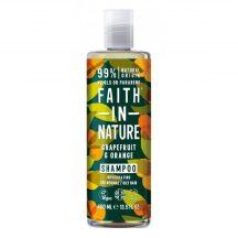 Faith In nature sampon grapefruit-narancs 400 ml
