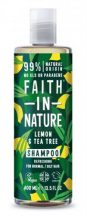 Faith In nature sampon citrom teafa 400 ml