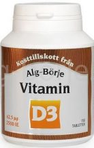 Alg-Börje vitamin d3 150 db